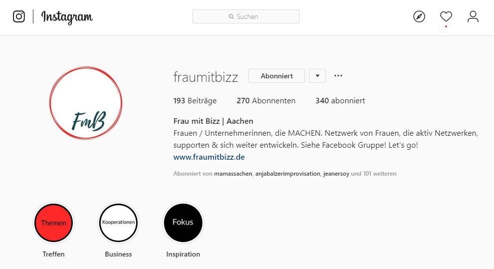 Instagram ist ein super Social Media Kanal