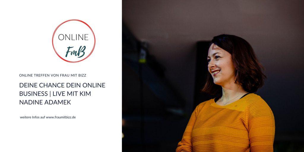 Deine Chance - Dein Online Business