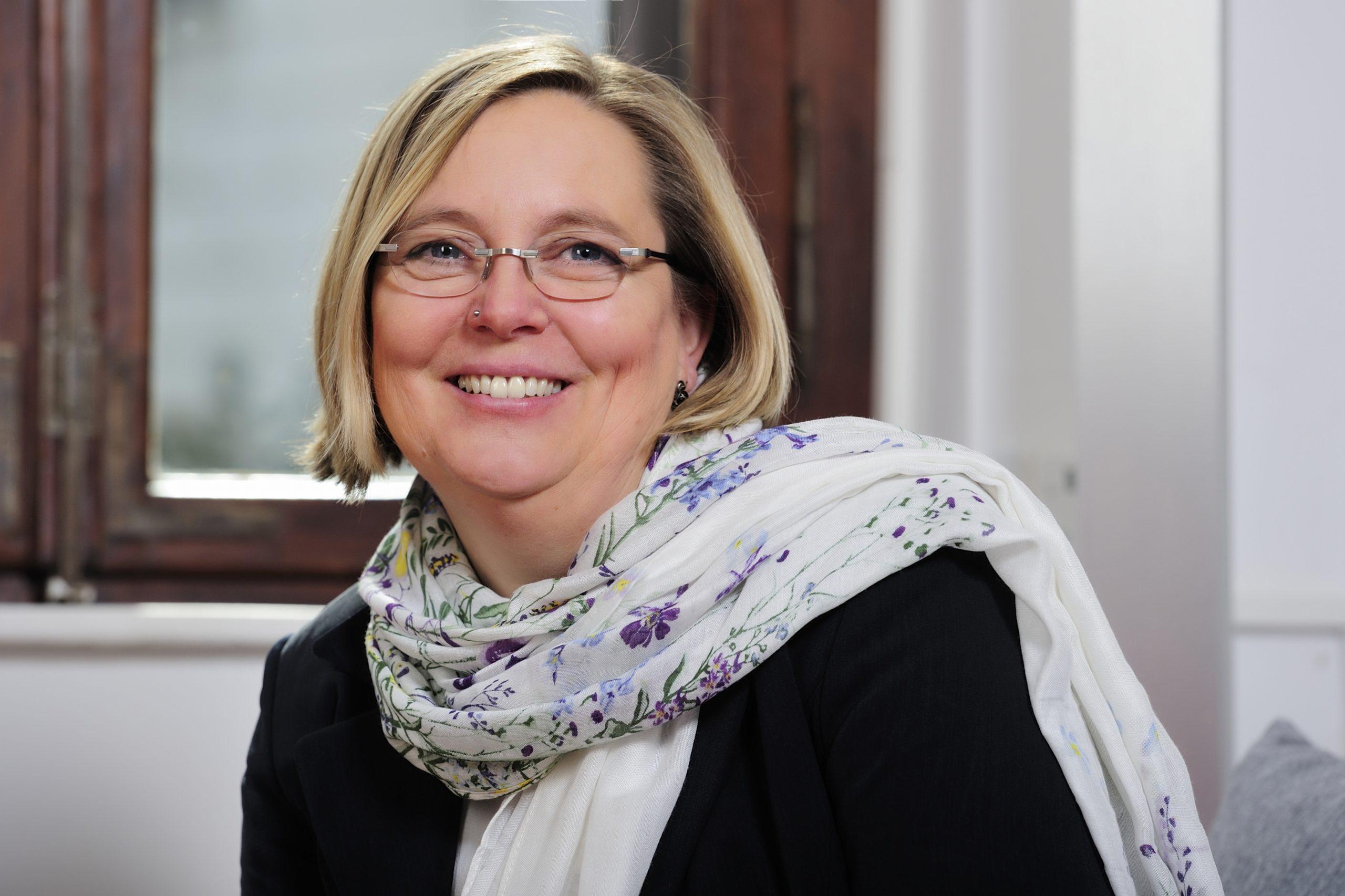Astrid Flömer ist die Geschäftsführerin der VKL GmbH