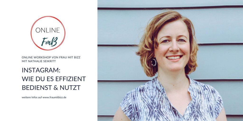 Branding und Corporate Design kann Nathalie Seikritt optimal