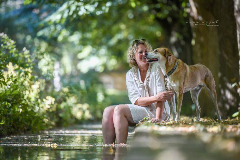 Ein Herz für Tiere, das hat Astrid Webers